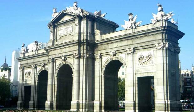Entdecke Madrid