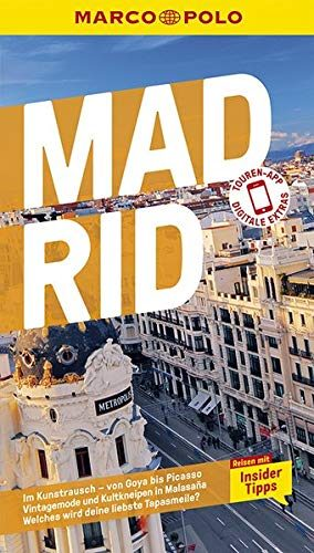 Marco Polo Reiseführer Madrid 2020